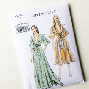 The perfect summer pattern: Vogue V9253
