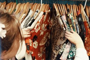 Fast fashion contributes to air pollution