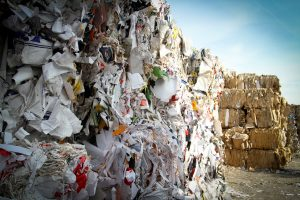 Landfill contributes to air pollution