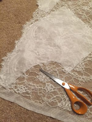 Sewing My Wedding Dress: The Bodice