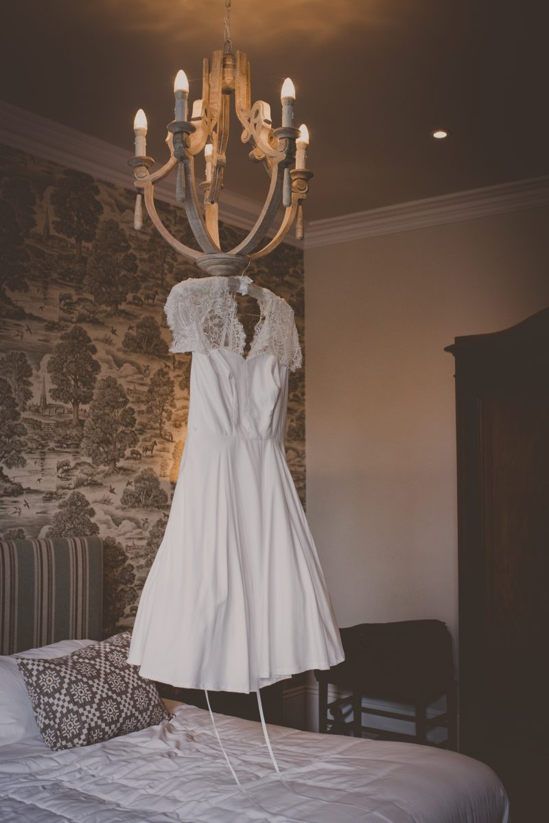 Sewing My Wedding Dress (Part One)